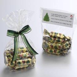 Geschenks-Säckli mit Praliné-Stängeli