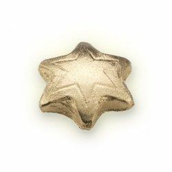 kleiner Schokoladen-Stern