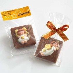 Schokolade mit Engel