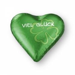 """Herz """"VIEL GLÜCK"""""""