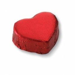 Grosses Schokoladen-Herz