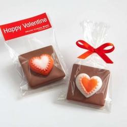 Schokolade mit Herz