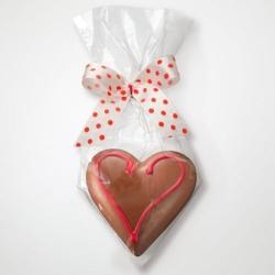 Schokolade-Herz