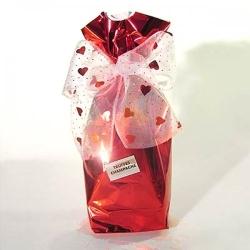 Geschenksäckli  Champagner-Truffes