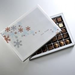 Geschenkspackung Weihnachten mit 35 Pralinen