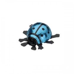 Schokolade Glückskäfer klein blau