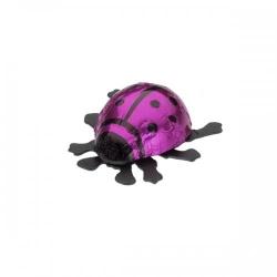Schokolade Glückskäfer klein pink